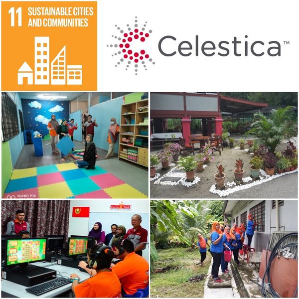 Sustainability at Celestica