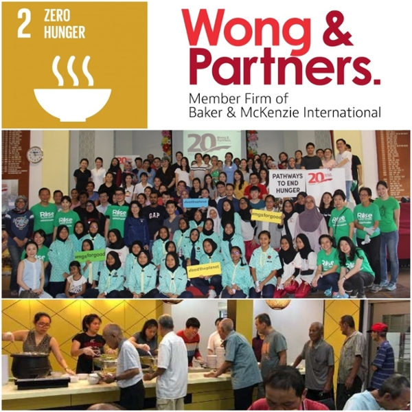 Wong & Partners – Pathway to End Hunger
