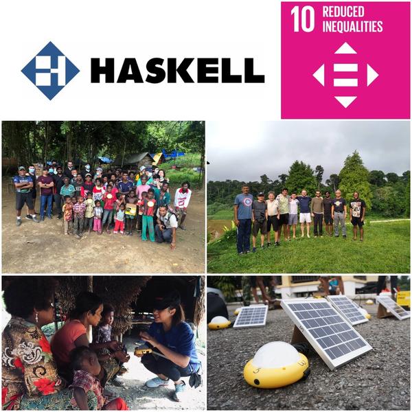 Haskell - Project Kampungku
