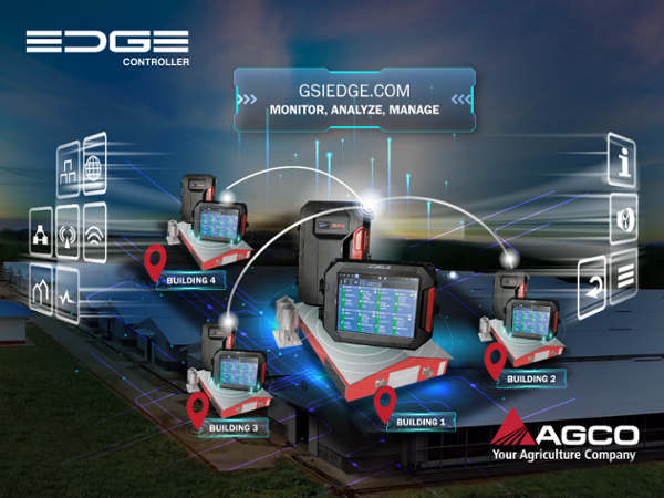 AGCO GSI (M) Sdn Bhd: EDGE – Smart Solutions to Help Farmers Feed the World