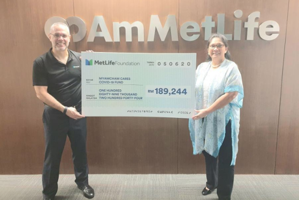MetLife Foundation helps purchase personal protective equipment for healthcare workers
