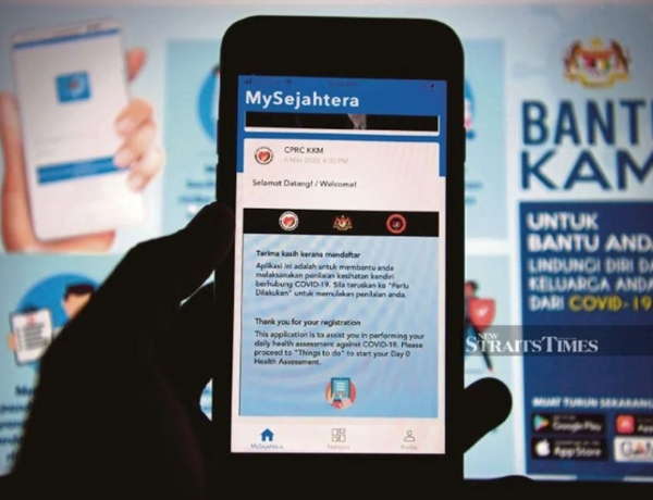 MySejahtera app now mandatory for all businesses