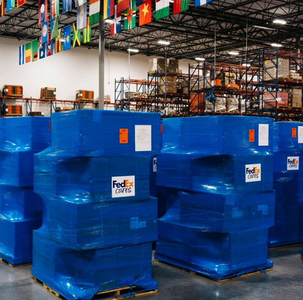 FedEx Continues to Assist in Overcoming the COVID-19 Outbreak