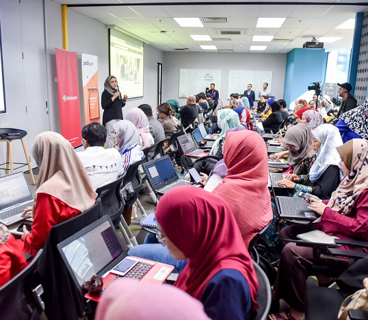 Penjana Boost For MDEC's Workforce Upskilling, Reskilling Efforts