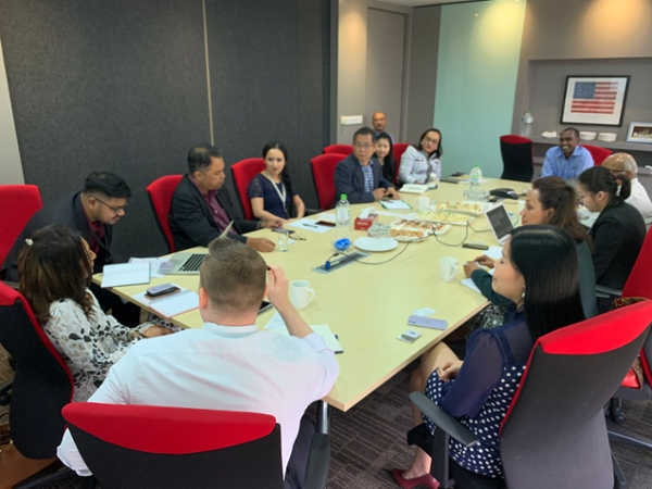 First CCC Meeting for 2020