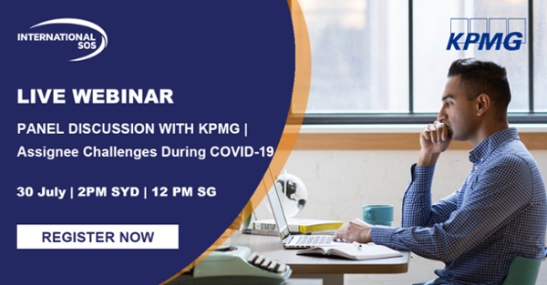 Panel with KPMG- Assignee Challenges During COVID-19