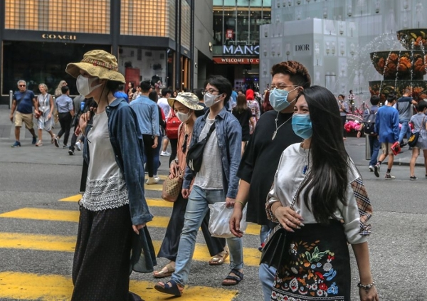 NSC explains where you must wear a mask in public