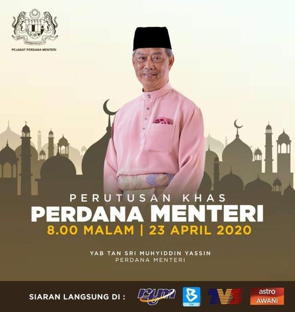 23 April 2020, 8.00 p.m.