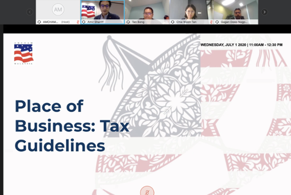 Place of Business: Tax Guidelines
