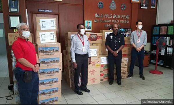 US firms pledge RM5m in Covid-19 aid for M'sia so far