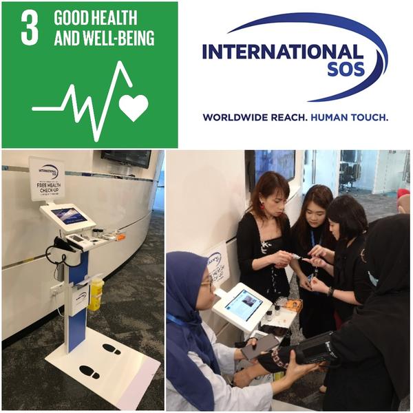 International SOS – Sustainability Support