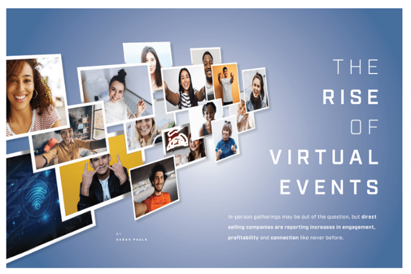 The Rise of Virtual Events