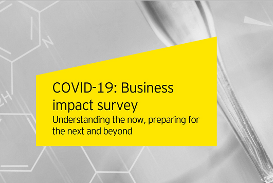 EY Survey: COVID-19 Is A Game Changer For Digital Transformation