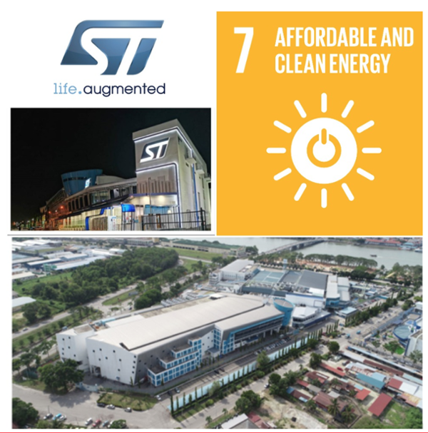 STMicroelectronics Sdn Bhd - Stabilizing Power Supply Within The Community
