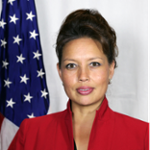 Chargé Stephanie Syptak-Ramnath (Chargé d'affaires, U.S. Embassy in Singapore)