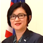 Megane SC Soo (National President at SME International Trade Association of Malaysia)