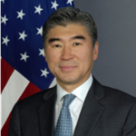 The Honorable Sung Kim (Ambassador, U.S. Embassy in Philippines)