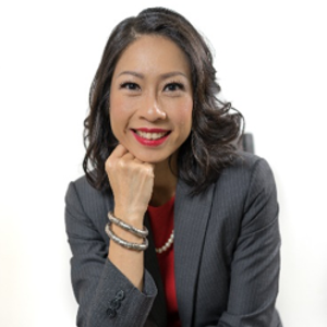 Loretta Chin (Managing Director  of  TalenXcel)