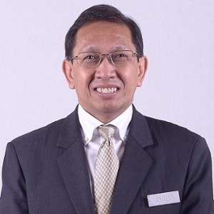 Datuk Muhd Khair Razman Mohamed Annuar (Director General, Department of Manpower, Ministry of Human Resources)