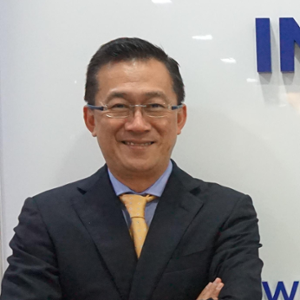 David Ng (General Manager at International SOS)