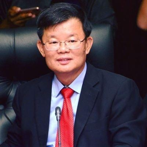 Y.A.B. Chow Kon Yeow (Chief Minister, Government of Penang)