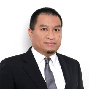 Hasnul Nadzrin Shah (Director - Government  and Regulatory Affairs of IBM Malaysia Sdn. Bhd.)
