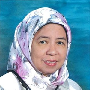 YBhg Dato' Dr Sharifah Maimunah Syed Zin FASc (Director,  at  the International Science, Technology and Innovation Centre for South-South Cooperation (ISTIC) under the auspices of UNESCO)