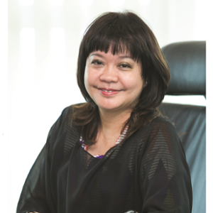 Catherine Ridu (CEO of Sustainable Energy Development Authority Malaysia (SEDA))