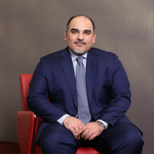 Shayan Hazir (Head of Global Liquidity & Cash Management at HSBC Malaysia)