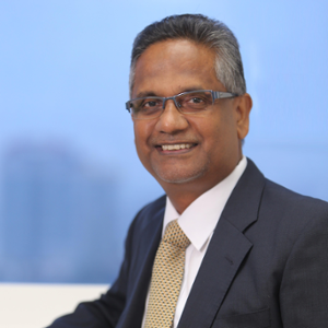 Dr. Hari Narayanan (Managing Director of Motorola Solutions)