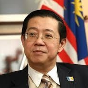Y.A.B. Lim Guan Eng (Chief Minister at Government of Penang)