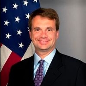 Edgard  Kagan (Chargé d'Affaires  at  U.S. Embassy in Malaysia)