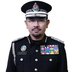 Dato' Seri Hj Mustafar bin Hj Ali (Director-General, Immigration Department of Malaysia)