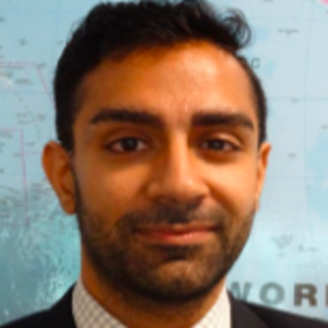 Aditya Luthra (Security Director, Asia Pacific of International SOS)